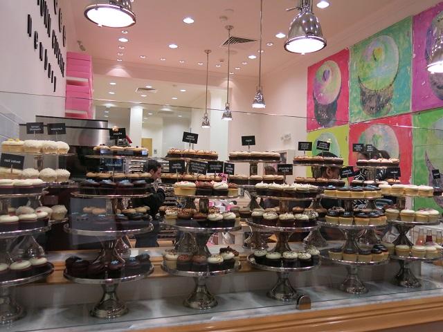 Georgetown Cupcake - Boston, États-Unis