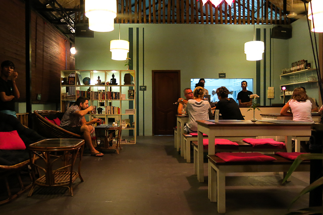 Haven Restaurant - Siem Reap, Cambodge