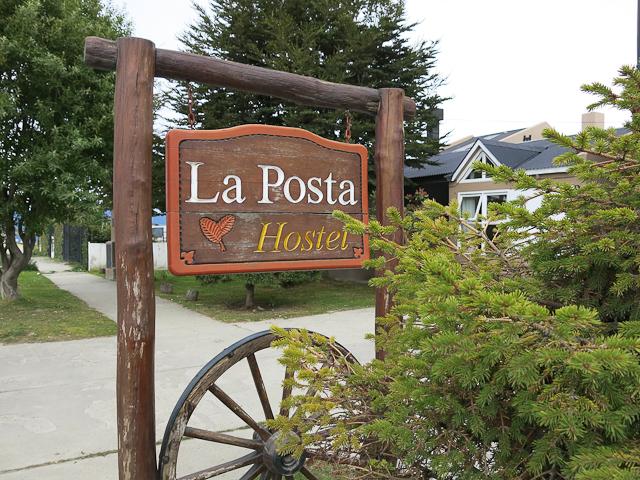 Hostel La Posta - Ushuaia, Argentine