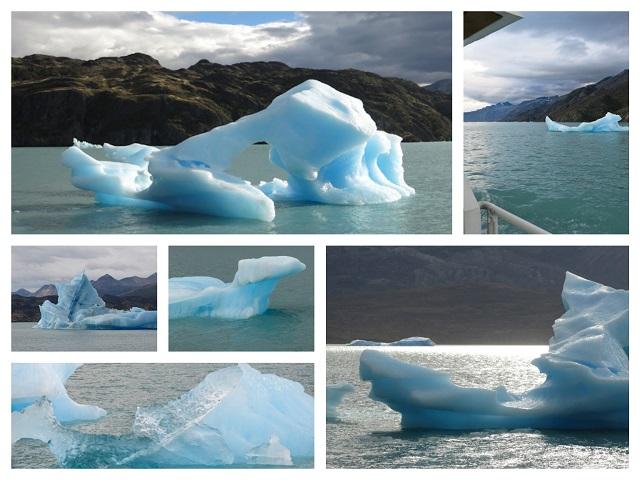Icebergs - El Calafate, Argentine
