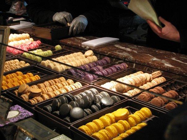 Macarons La Durée - Paris