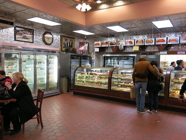 Mike's Pastry - Boston, États-Unis