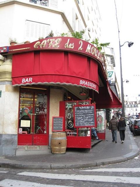 Montmartre - Amélie Poulin - Paris - Lorraine Phillipson