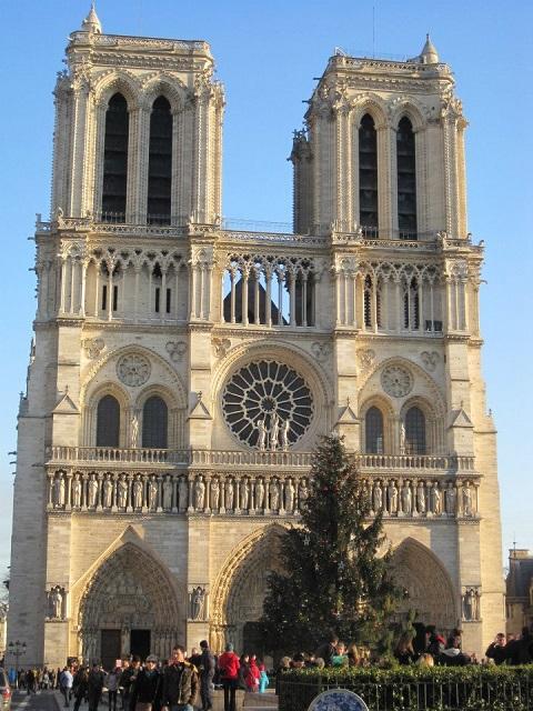 Notre-Dame de Paris - Lorraine Phillipson