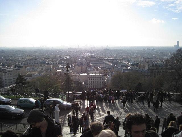 Sacré-Coeur - Paris - Lorraine Phillipson (vue)