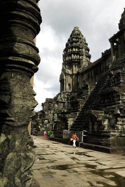Temple d'Angkor - Siem Reap, Cambodge