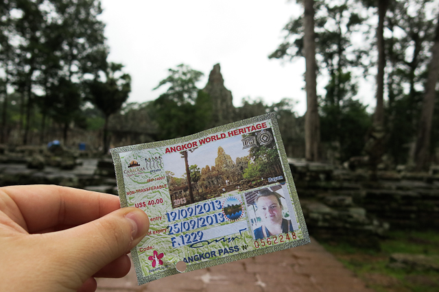 Temples d'Angkor - Siem Reap, Cambodge