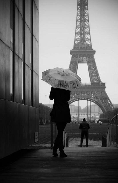 Tour Eiffel - Paris - Romain Caroff