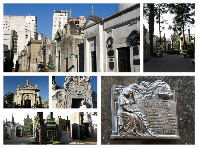 Cementerio Recoleta - Buenos Aires, Argentine