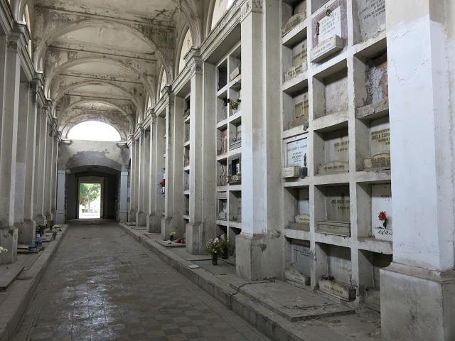 Cimetière de Santiago, Chili