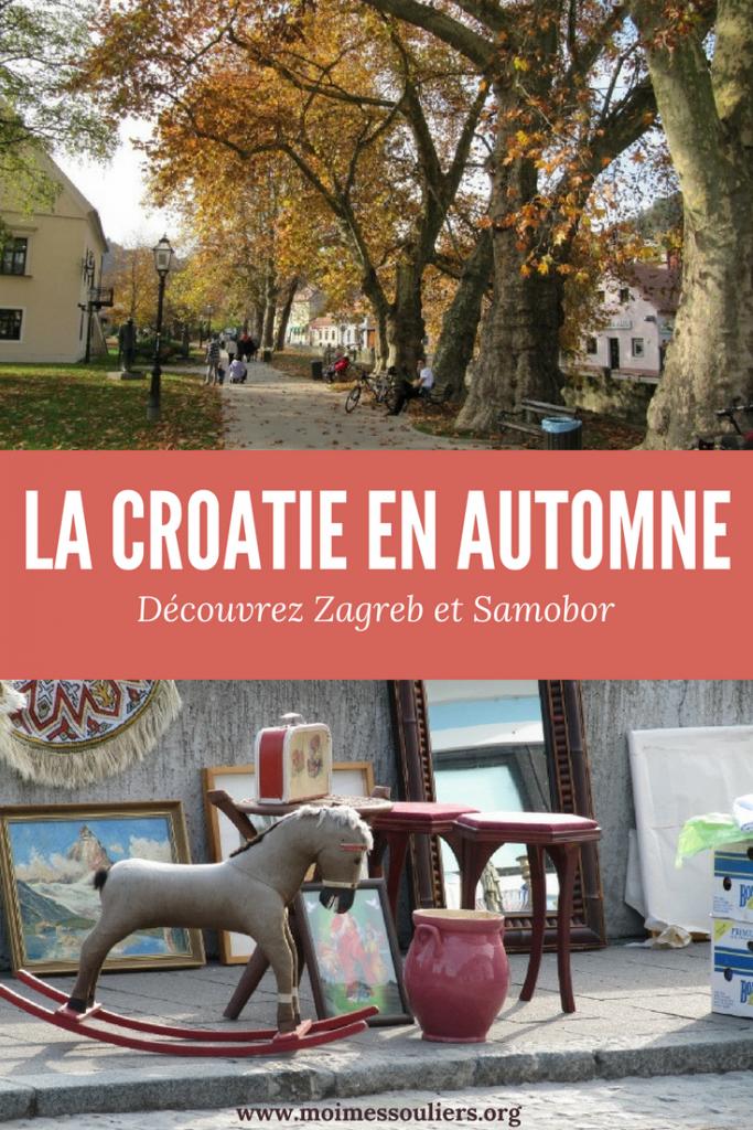 Croatie en automne