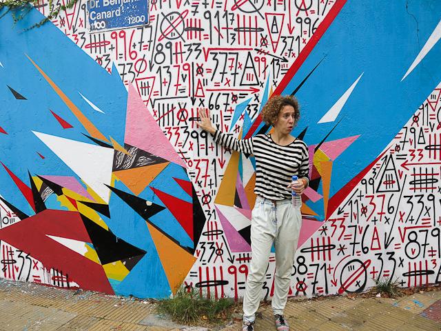 Guide Graffitimundo - Art de rue - Buenos Aires, Argentine
