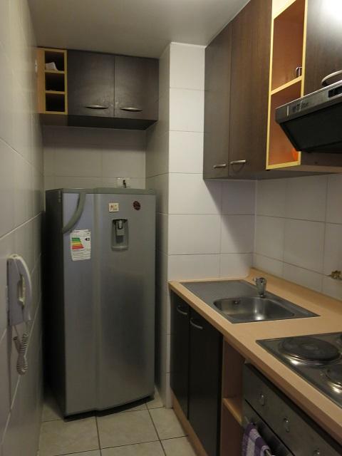 La cuisine de notre appartement Wimdu à Santiago, Chili
