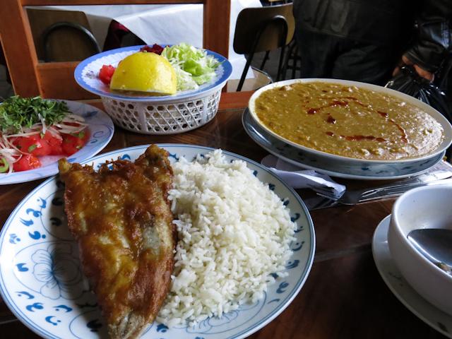 Les bons plats de la Tia Ruth - Santiago, Chili