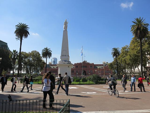 Plaza de Mayo - Buenos Aires, Argentine