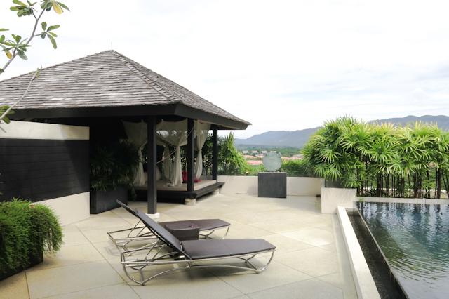 Cour privée - Phuket Pavilions - Thaïlande