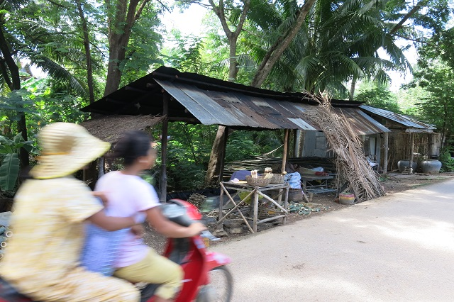 Les routes du Cambodge