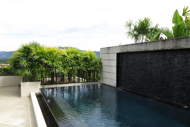 Piscine privée - Phuket Pavilions - Thaïlande