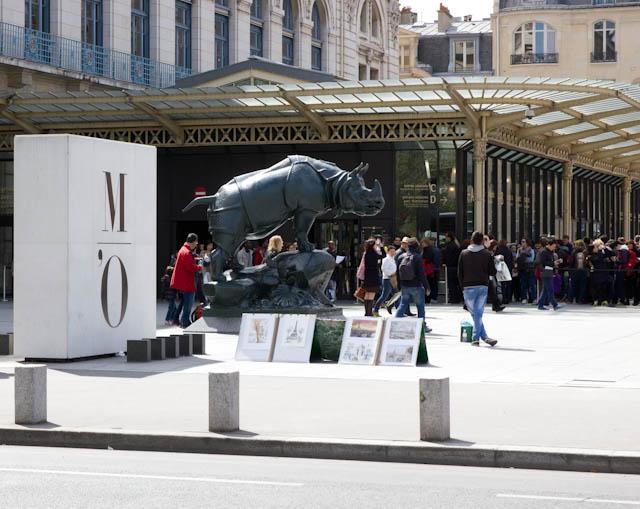 Un parcours gratuit dans paris france for Quai d orsay metro