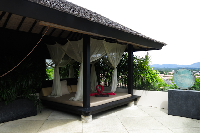 Relaxation en plein air - Phuket Pavilions - Thaïlande