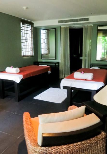 Salle de massage privée - Phuket Pavilions - Thaïlande