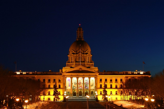 Legislative Building - Edmonton, Alberta