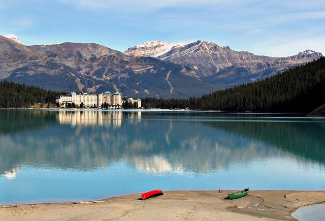 Lac Louise, Alberta, Canada