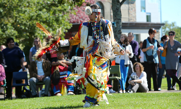 Sharing Our Culture Pow Wow, Alberta, Canada
