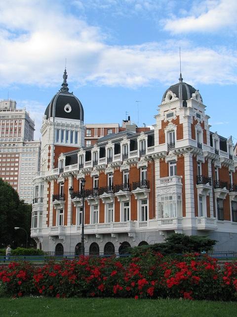 Architecture de Madrid, Espagne