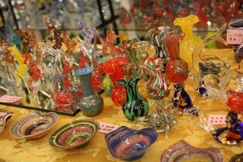 Art du verre - Murano, Italie
