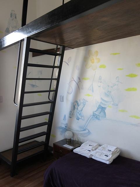 Chambre avec mezzanine - Hotel Bonito - Buenos Aires, Argentine