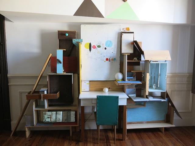 Mon espace de travail design - Hotel Bonito - Buenos Aires, Argentine