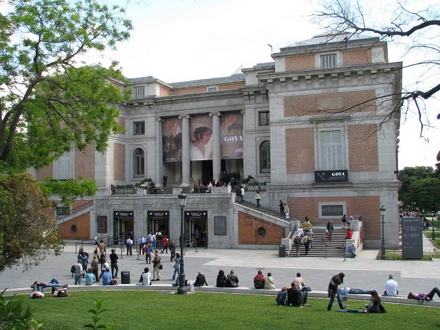 Musée du Prado - Madrid, Espagne