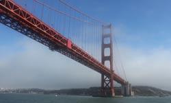 Golden Gate Bridge - Californie