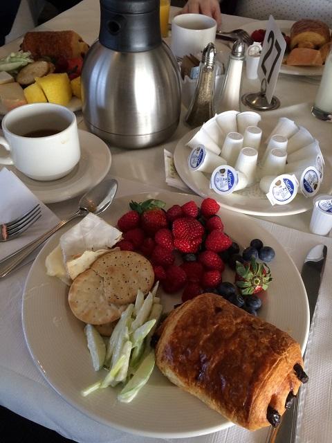 Le déjeuner du Brunch du dimanche – Espace Rive-Sud