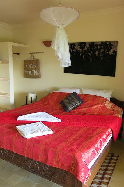 Ma chambre - Kep Lodge