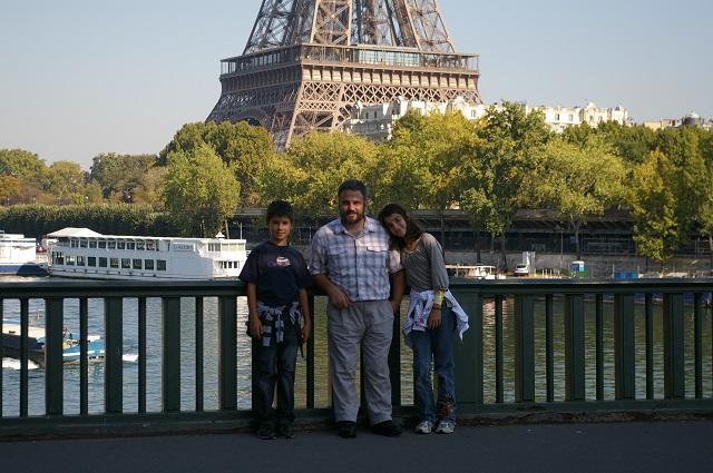 Paris avec les enfants - Daniel Caron