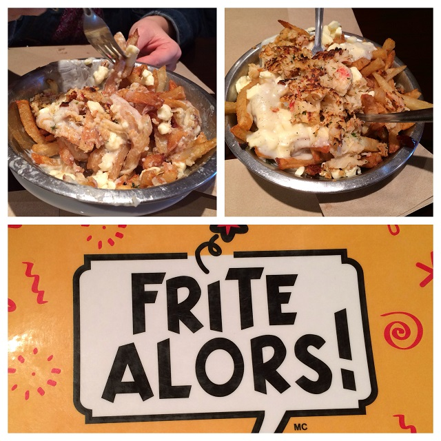 Poutine Week à Montréal - 2014 - Frites Alors - Lobster Monster