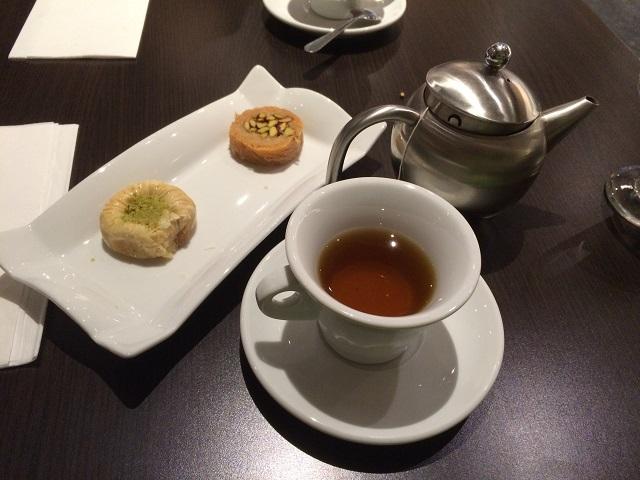 Un thé à la Pâtisserie Villeray