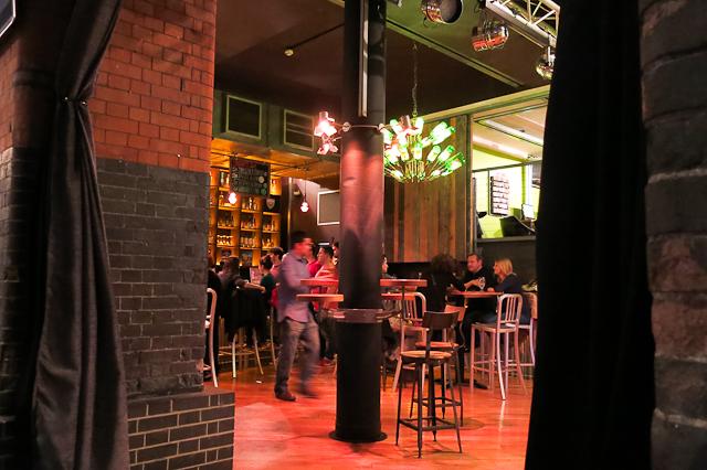 Bar - Generator Hotel - Dublin, Irlande