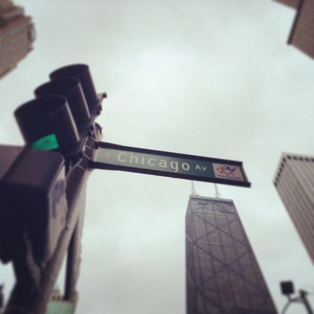 Chicago Avenue - Chicago, Illinois