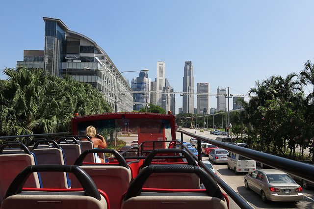 City Sightseeing Singapore - Hop on Hop off
