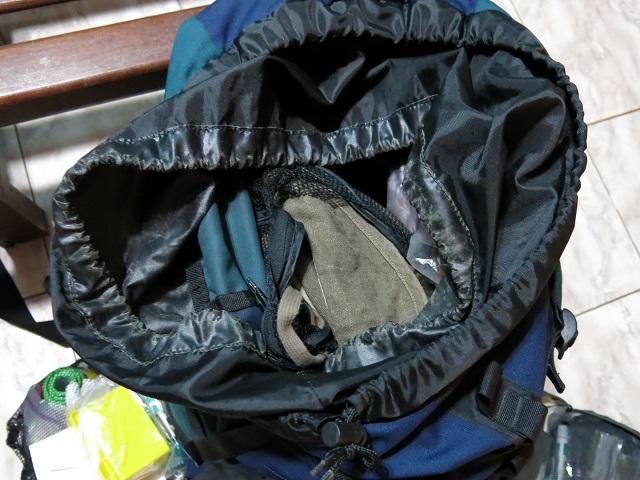 Constatation des dommages - Vol dans mon sac à dos