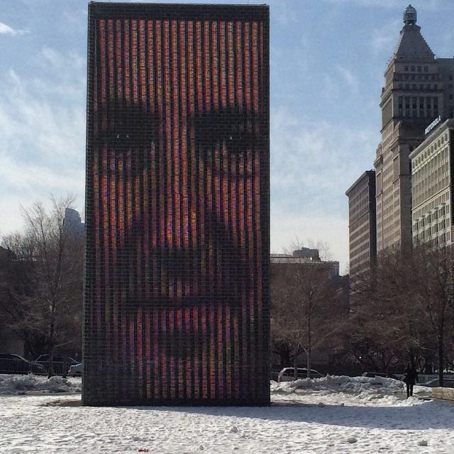 Crown Fountain - Chicago, Illinois