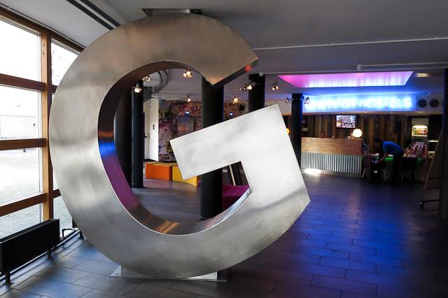 Entrée Generator Hotel - Dublin, Irlande