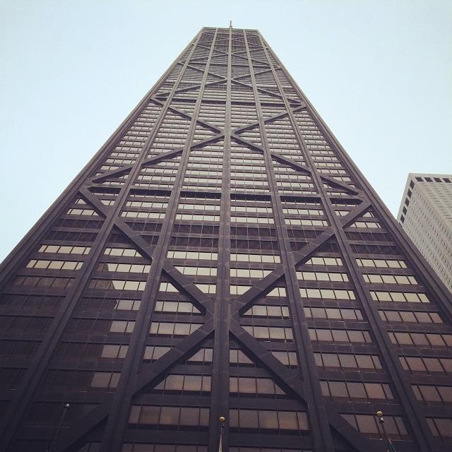 Hancock Building - Chicago, Illinois