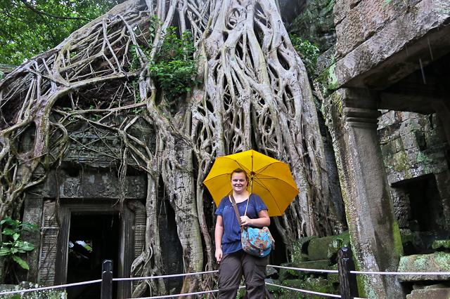 Look de... rien - Angkor Wat