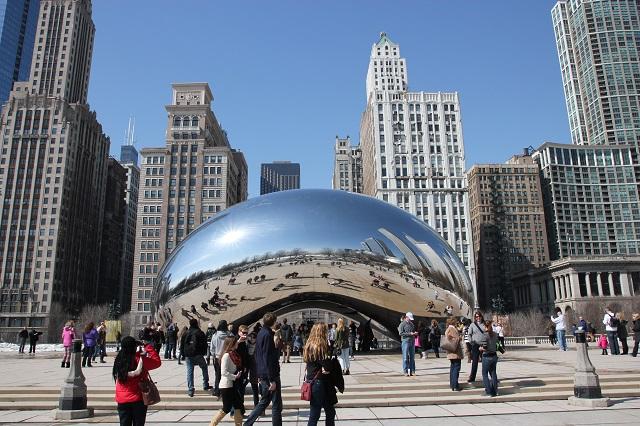 The Bean - Chicago, Illinois