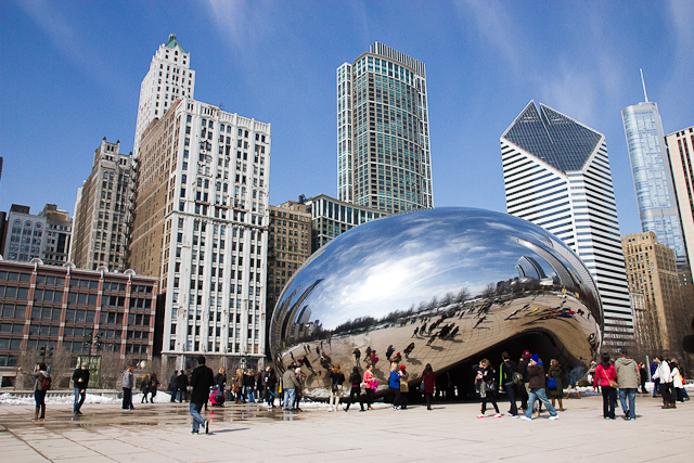 The Bean - CloudGate - Chicago, Illinois