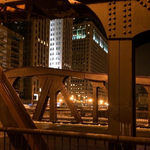 Une ville faite d'acier - Chicago, Illinois